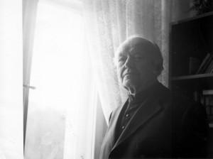 Ksiądz Franz Pawlar uschyłku życia
