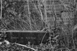 Bez tytułu (dawny cmentarz ewangelicki wRaciborzu)