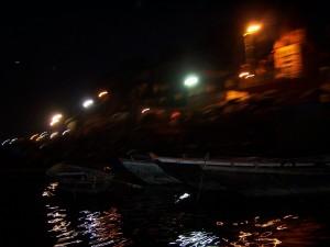 Zanim wzejdzie Śłońce (Waranasi) / Before Sun rises (Varanasi)