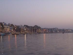 Świt / Dawn (Varanasi, India)