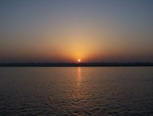 Ganges iSłońce / Ganges and Sun