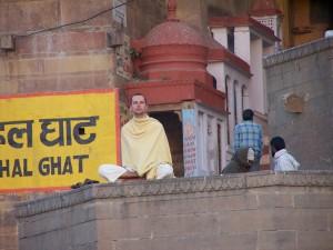 Czekając naSłońce / Waiting for Sun (Varanasi, India)