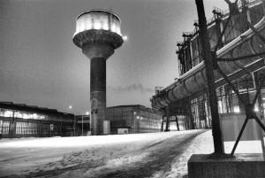 DOV wodsłonie zimowej [Witkowice - Ostrawa, luty 2015]