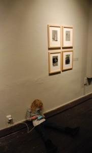 Dwa światy [Ostrawa; Galeria Fiducia, 2014]
