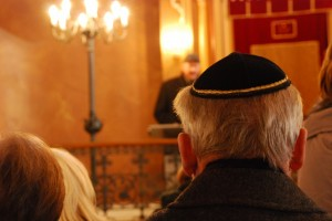 Żydowska wspólnota [ Krnov-Karniów, Krnovska synagoga]