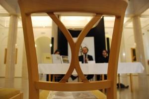 Puste miejsce - zmiany [Konferencja prasowa byłego dyrektora Muzeum Śląskiego wstyczniu 2015 r. ]