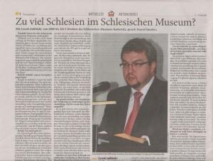 """""""Wochenblatt"""". (Cz.1)"""