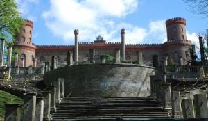 Pałac Marianny dzisiaj...