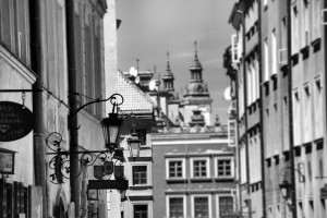 Roofs iinne formy (Warszawa, Stare Miasto)
