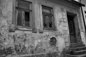 Dom, co został (Bardejów)