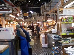 Targ rybny (Tokio, 2007)