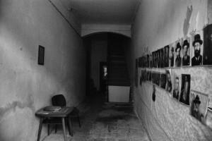 Ludzie, którychnie ma (synagoga, Bardejov, Słowacja)