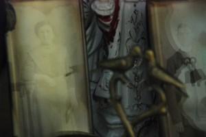 Wynurzanie (Portret symboliczny)