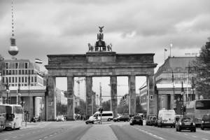 Gate to(Eastern) Berlin