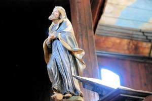 Chrystus zkościoła Świętej Trójcy (2015, fot.L. Jodliński)