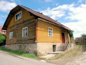 Dom przy ulicy Krótkiej (Tylicz)