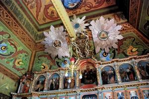Carskie wrota (fragment, d. cerkiew wMuszynce)