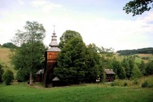 Dawna cerkiew wWojkowej