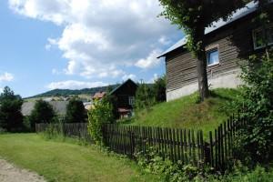 Pejzaż (okolice Tylicza)