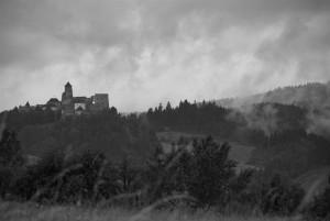 Zamek / Castle (Stara Lubowla, Słowacja)