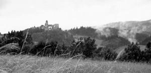 Zamek / Castle (Hamlet is gone) (Stara Lubowla, Słowacja)
