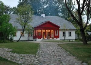 Krasnogruda (dworek)
