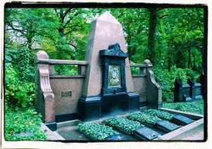 Grobowiec rodziny Salomon (cmentarz żydowski wBerlinie, Penzlauer Berg)