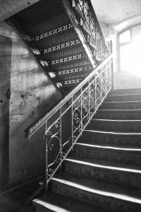 Schody / Stairs I(Chorzów, Cwajka)