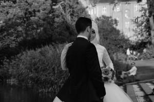 Just married! (Charlottenburg, Berlin)
