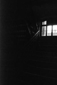 Schody / Stairs III (Chorzów, Cwajka)