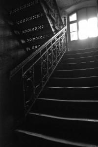 Schody / Stairs (II) (Chorzów, Cwajka)