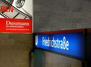 Dussmann. Taki adres