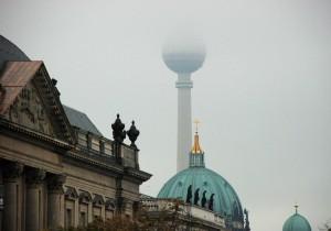 Poranek/ Mgła (Berlin, 16.10. 2015 r.)