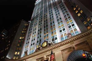 Pałac Helmsley'a / Helmsley Bldg.  / Każdy potrzebuje swojego Pałacu Kultury? (New York City)