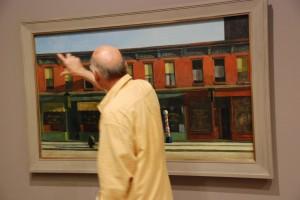 Opowiadając / Edward Hopper Explained