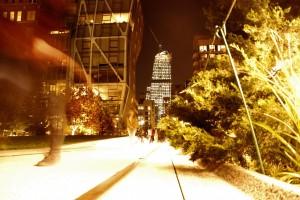 High Line - impresja