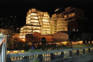 High Line iIAC Building Franka Gehry