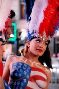 Jestem piękna / I'm so pretty... (West Side Story; 6th Ave., NYC)