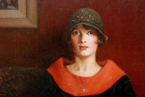 Dziewczyna w1/8 czarna / Octoroon Girl, Archibald Motley (1925)