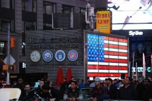 Wuj Sam zaprasza / Uncle Sam Invites (NYC, 6th Ave.)