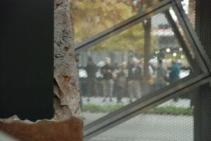 Złamanie / Broken piece (11/9 Museum)