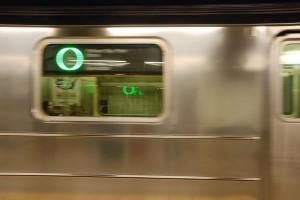 O (metro, zanim dojedzie doWTC Hub)