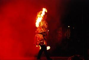Ogień / Fire (Wrocław) [Pokazy na Wyspie Słodowej w ramach ESK]