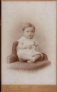 Ona (około 1900r.; Gleiwitz/Gliwice)
