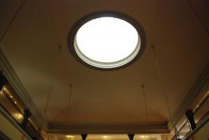 Oculus (Wrocław/Breslau, White Stork Synagogue; Synagoge zum Weissen Storch)