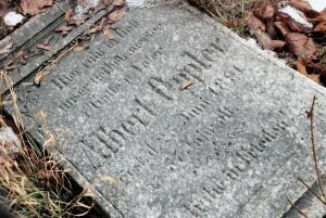 Tutaj spoczywa ... / Here are the remains (Cmentarz wPyskowicach)