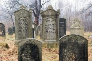 Wandale / The Vandals (cmentarz żydowski wPyskowicach)