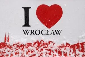 Zima we Wrocławiu / Winter in Wrocław [Widziane na rynku]