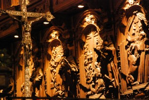 Cross / Krzyż (Wrocław) [Katedra św. Jana Chrzciciela]