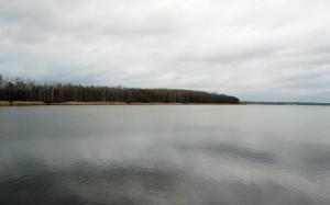 Jezioro marzeń (Jezioro Pławniowice, luty 2016)